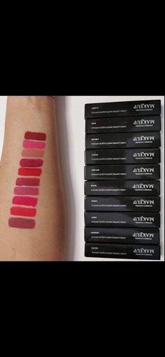 """Matte Liquid Lipstick brand new """"on trend"""" colours Fm Cosmetics, Lipstick Brands, Liquid Lipstick, Uk Online, Color Trends, Cosmetic Bag, Body Care, Heaven, Make Up"""