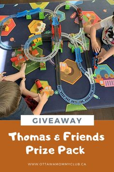 Boys and girls LOVE trains and train sets. Check out our review of some Thomas And Friends toys to enjoy with your kids and enter to Win our giveaway! #toys #contest #giveaway #toysreview #thomasandfriends #trainset Thomas And Friends Toys, Thomas The Tank, Super Happy, Train Set, Having A Blast, Little Boys, Giveaways, Boy Or Girl, Kids Rugs