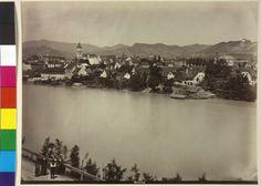 Titel Südbahn-Album Beschreibung Ansicht von Marburg an der Drau (Maribor). Verlag V. A. Heck. Autor Frankenstein, Michael Technik Albuminabzug Datierung um 1885