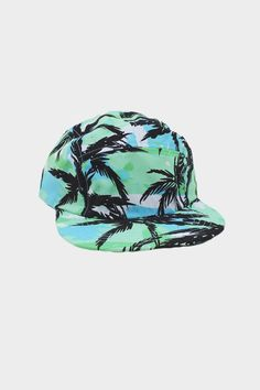 Tropical Trucker Hat 3-7 years 5534797fa6a
