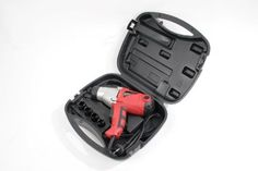 Timbertech – electric impact Wrench – 1010 watts – 450 Nm – with carrying case Portable electric tools Screwdrivers to shock Timbertech