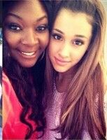 Tini Wayne and Ariana Grande.