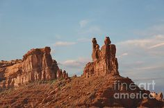'Valley of the Gods - Escape from Civiliazation' Photograph by Christine Till - Fine Art Prints and Posters for Sale at http://christine-till.artistwebsites.com/featured/valley-of-the-gods-escape-from-civiliazation-christine-till.html