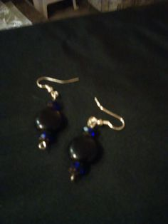 Check out this item in my Etsy shop https://www.etsy.com/listing/410164925/drop-earrings-black-beauty