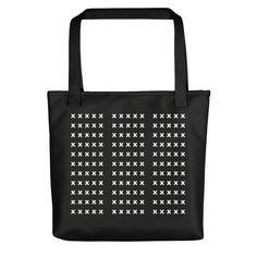 Xantiago Special Black Tote | Follow our journey Xantiago Beautiful Lines, Black Tote Bag, Reusable Tote Bags, Journey, Unique, The Journey