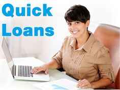 Quick loans allow borrowers to access the money against the applied loans within twenty four hours of the loan approval.