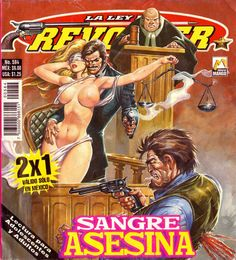 La Ley Del Revolver #584