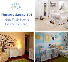 Non-toxic Hacks for Your Nursery: http://www.babeetalk.com/blogs/babeetalkblog/33651076-nursery-safety-101-non-toxic-hacks-for-your-nursery #babeetalk #blog #crib #safety #baby #children #parenting #ideas #tips #mom #dad #nursery #ecofriendly #eco #hacks #nontoxic