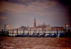 San Giorgio Maggiore Church by Gondola by Bob Hartmann on 500px