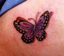 Small Butterfly Tattoos - Bing Images