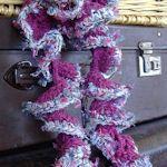 30 Lovely Crochet Scarf Patterns (Free)