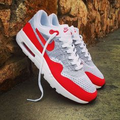 Nike Air Max 1 OG Ultra Flyknit Super Price: 119 - Size Man. (Spain Envíos Gratis a Partir de 99) http://ift.tt/1iZuQ2v #loversneakers#sneakerheads#sneakers#kicks#zapatillas#kicksonfire#kickstagram#sneakerfreaker#nicekicks#thesneakersbox #snkrfrkr#sneakercollector#shoeporn#igsneskercommunity#sneakernews#solecollector#wdywt#womft#sneakeraddict#kotd#smyfh#hypebeast#nikeair#airmax1#flyknit #am1 #nike #airmax