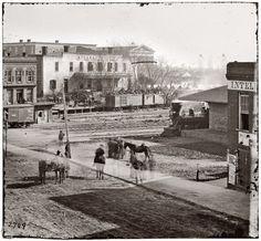 Sherman in Atlanta 1864