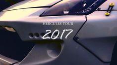 Hercules Tour 2017  #HERCULESTOUR2017 | 4K |