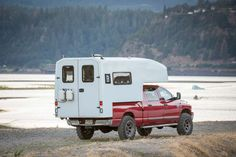 BAHN Camper Works, located in Hood River, OR, reinvents the truck camper using innovative composites to create a stronger, lighter, seamless camper shell.