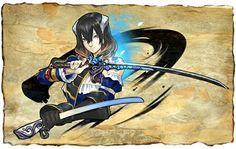 Bloodstained: Ritual of the Night  Miriam with Katana