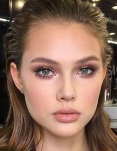 How do I get a soft glam makeup look - stylish soft makeup lo . - How do I get a soft glam makeup look – stylish soft makeup look – # get - Burgundy Makeup Look, Purple Makeup Looks, Vintage Makeup Looks, Soft Makeup Looks, Red Lips Makeup Look, Creative Makeup Looks, Glam Makeup Look, Soft Eye Makeup, Pink Makeup