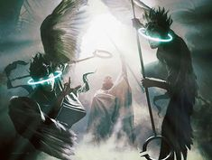 The Defiance of Angels | MAGIC: THE GATHERING