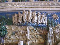 Giovanni Della Robbia - Natività dettaglio - museo Ermitage di San Pietroburgo.