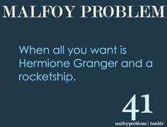 Malfoy problem... XD