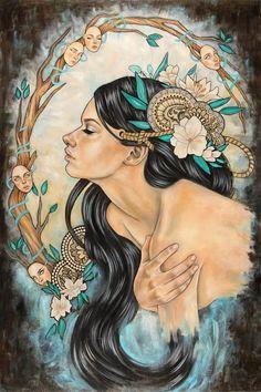 Artodyssey: Wendy Ortiz ~ You Can Do It 2. http://www.zazzle.com/posters?rf=238594074174686702