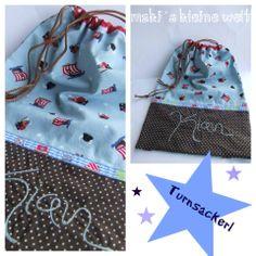 Turnsackerl Drawstring Backpack, Backpacks, Bags, Fashion, Handbags, Moda, Fashion Styles, Backpack, Fashion Illustrations