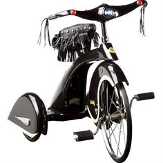 If Harley-D made trikes . . . .