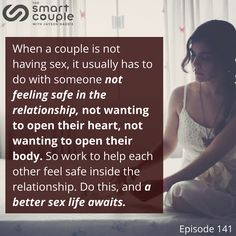 Sexual drought in your relationship? This could be the cause. Click the link for more on this week's podcast. www.jaysongaddis.com/podcast141?utm_content=bufferd07a6&utm_medium=social&utm_source=pinterest.com&utm_campaign=buffer
