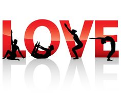 YOGA Love, I couldn't live without it!