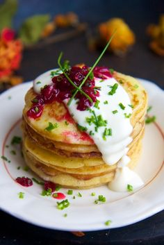 Classic potato pancakes. Here's how you make it. Recipe for both babies and adults.