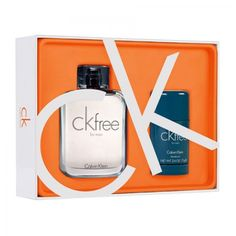Calvin Klein CK Free for Men Eau de Toilette 100 ml + Desodorante 75 ml