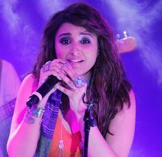 Parineeti Chopra at the Meri Pyaari Bindu Concert