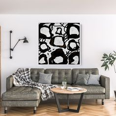 Large Canvas Art - Abstract Painting on Canvas, Contemporary Wall Art, Original Oversize Painting Large Artwork, Large Canvas Art, Extra Large Wall Art, Large Painting, Office Wall Decor, Home Decor Wall Art, Contemporary Wall Art, Abstract Wall Art, Animales