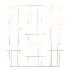 Présentoir à cartes/ photos en métal H 52 cm GRAPHIC | Maisons du Monde