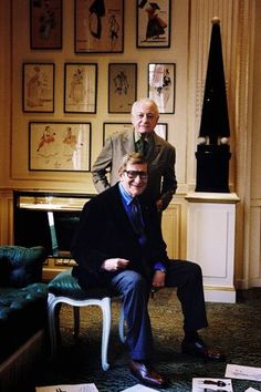 Yves St Laurent & Pierre Bergé: Muses, Lovers | The Red List