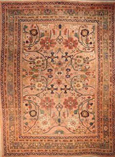 FR5190 Antique Turkish Oushak. Antique Rugs. Rugs. Farzin Rugs. Dallas, Tx  | Antique Rugs | Pinterest | Dallas