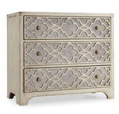 Mirrored Chest - Luxury Mirrored furniture