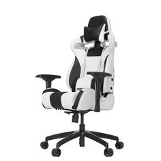 Vertagear Racing Series S-Line Gaming Chair White/Black Edition Siege Gaming, Chaise Gaming, Pc Racing Games, Gamer Chair, Gaming Room Setup, Pc Setup, Office Setup, Office Chairs, Gamer Room