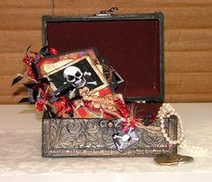 pirate mini album I created