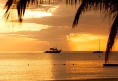 With the horizon ablaze in fiery reds, oranges and yellows, sunsets in Negril are legendary.
