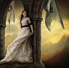 Create a breathtaking medieval manipulation by Photoshop Tutorials