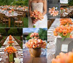 Palavras, Leva-as o Vento: Decoração flores da estação (inverno) - tulipas