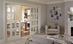 Pocket Doors Between Living Room And Kitchen Or Between The Living Room And