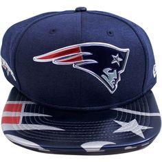 2017 NFL Draft New England Patriots Snapback Hat