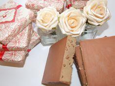 #aove perfumado con Rosa Inglesa, Limón y Jazmín