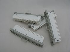 """The 110 Cross Connection Panels are designed for 19"""" mounting construction. It can provide horizontal management and organization of patch cables and jumper wire, it could be used for voice and data applications where space limits the use of relay rack. And we can provide lots of it at a short time, welcome to contact us at sales@fiberstore.com for more details on our cross connect patch panels."""