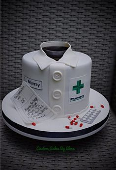 Pharmacy cake - Cake by Elena