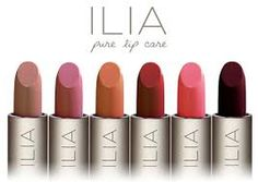ILIA Beauty Tinted Lip Conditioners-- All natural color and treatment in one Eco Beauty, Beauty News, Hair Beauty, Beauty Stuff, Natural Beauty, Ilia Lipstick, Coral Lipstick, Lipsticks, Best Face Products