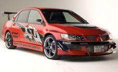 2006 Mitsubishi Lancer Evo 9 - The Fast and the Furious: Tokyo Drift