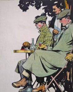 The Unknown Hopper: Edward Hopper as Illustrator - Norman Rockwell Museum - The Home for American Illustration Edward Hopper, Paris Illustration, American Illustration, American Realism, American Artists, Paul Klee, Photographie Street Art, Ashcan School, Digital Illustration